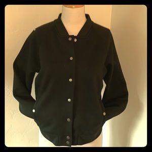 Under Armour Olive Bomber jacket
